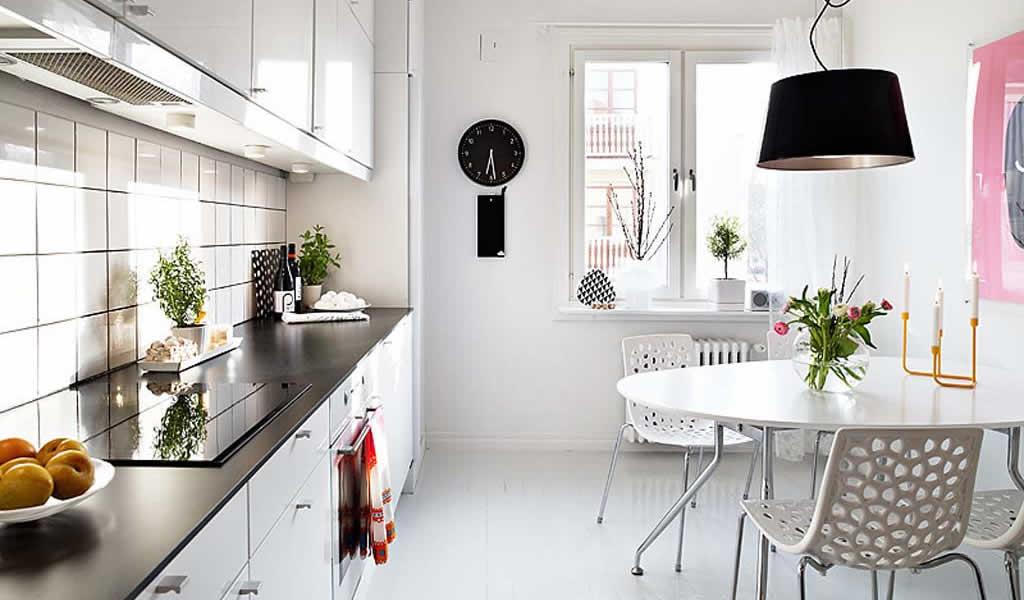 Ev Dekorasyonunda İskandinav Stili