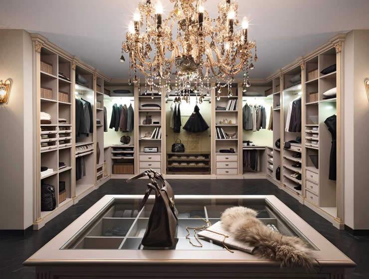 Giyinme Odası Nasıl Dekore Edilir ?