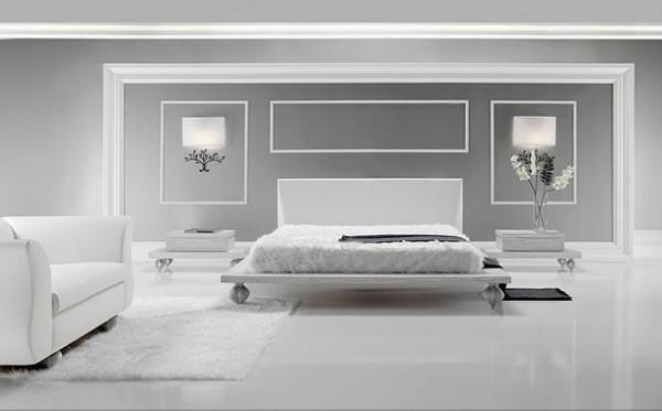İtalyan Tarzı Yatak Odaları